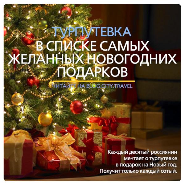 Новогоднее поздравление сюрприз