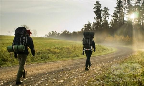 История Энди Бродяги, или как путешествовать вечно