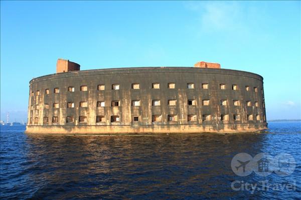 Кронштадт: город с морской судьбой