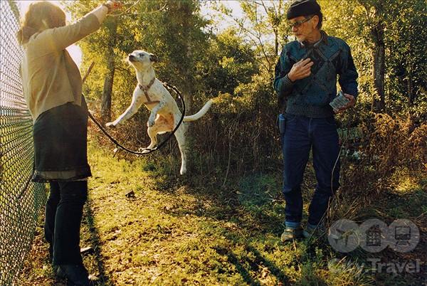 Фотограф-панк Майка Броди о США: проект «На обочине»