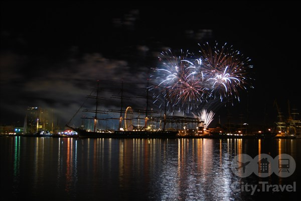 Идея на выходные: Праздник Моря в Клайпеде
