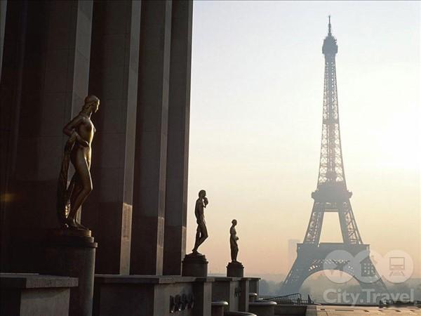 Типичные ошибки туристов в Париже