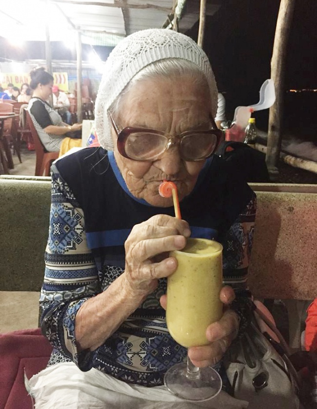 баба лена2