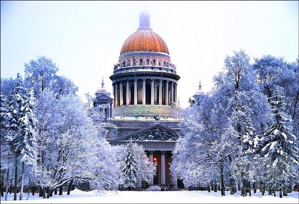 питер зимой1