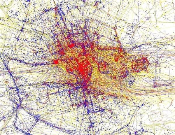 карты притяжения стокгольм