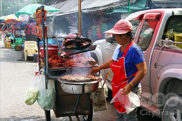 бангкок еда