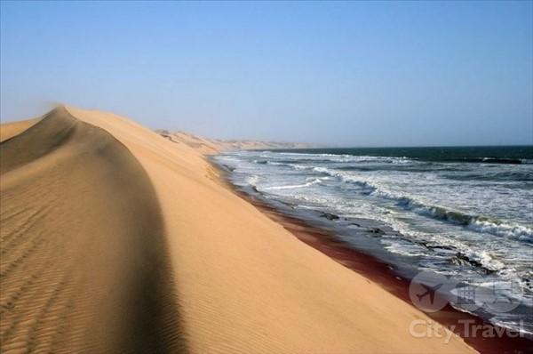 намиб и море8