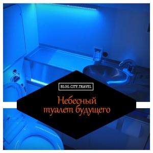 Небесный туалет будущего