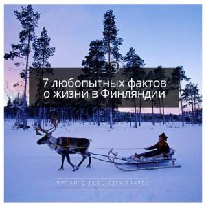 7 любопытных фактов о жизни в Финляндии