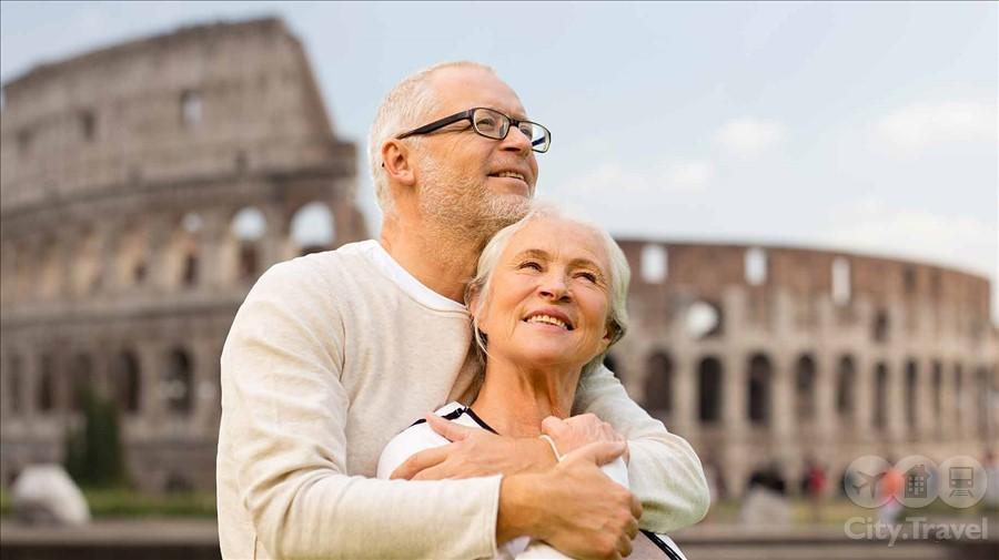 Как отправить пожилых родителей в путешествие