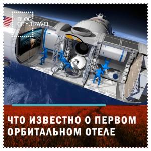 Что известно о первом орбитальном отеле