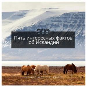 5 интересных фактов об Исландии