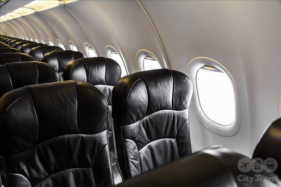 кресла самолета1