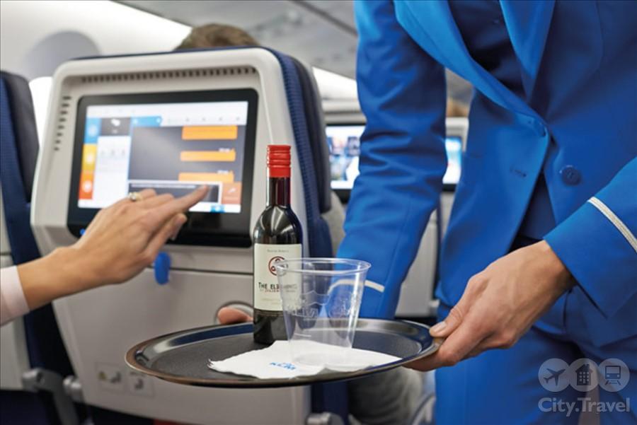 алкоголь на борту